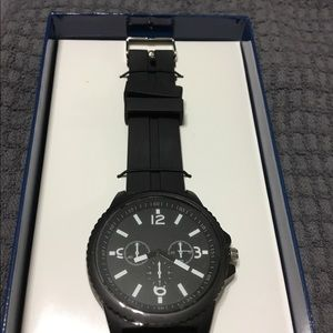 Men Watch Accutime NWT From Macy's